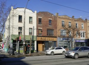 Exerior street view of 564 College St, Archer Dental Little Italy,