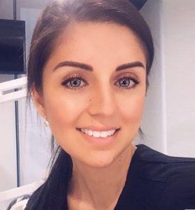 Cristina Sacilotto, dental hygienist