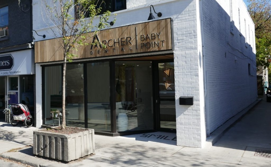 Archer Dental Baby Point - 387 Jane St, Toronto