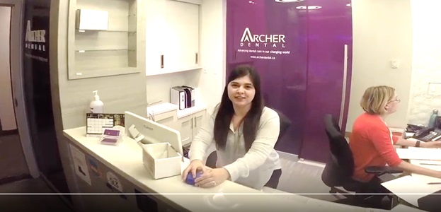 Archer Dental Rosedale emergency dental courier delivery
