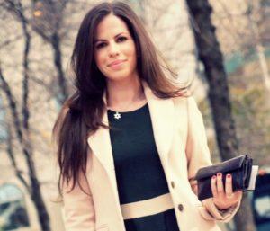 Karina Annason, dental hygienist