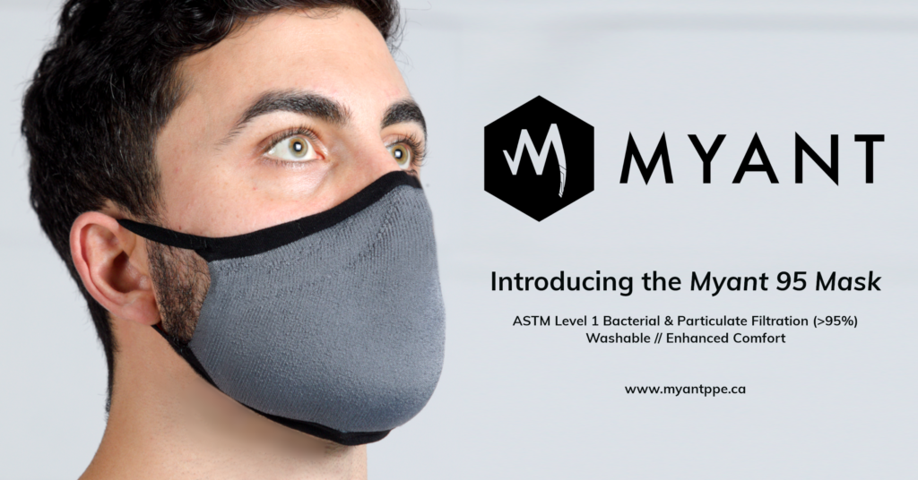 Myant 95 facemask